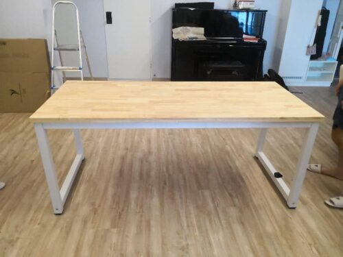 APACHE Solid Wood Study Table photo review